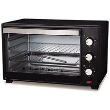 Fornetto Elettrico Forno 20 Litri per Pizza Timer con Griglia Statico 1600W 250C