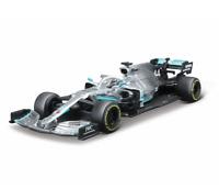 Mercedes AMG Petronas F1 W10 EQ Power+ Lewis Hamilton 2019 Model 1:43 Scale