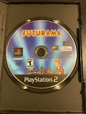 2003 Playstation 3 PS3 - FUTURAMA - Very Rare - Disc Only - Tested - See Pics!