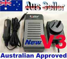 Soshine 18650 AU SC S2 Lithium ion battery charger Australian standards