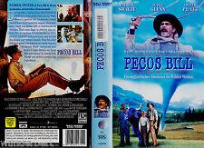 "VHS - "" Walt Disney - Pecos BILL ( Tall Tale ) "" (1995) - Patrick Swayze"