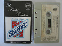 SHERBET THE SHERBET COLLECTION AUSTRALIAN PAPER LABELS CASSETTE TAPE