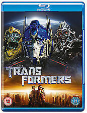 Transformers (Blu-ray, 2010)   Free UK Delivery!!!   ***New / Sealed***