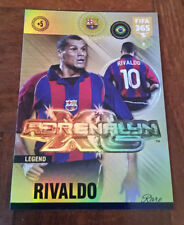 LEGEND RIVALDO N. 2 FIFA 365 2019 ADRENALYN XL PANINI RARE 2018-2019 NEW