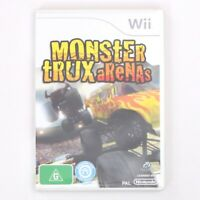Monter Trux Arenas for the Nintendo Wii [PAL]