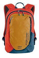 eagle creek Wayfinder Backpack 12L Rucksack Tasche Sahara Yellow Blau Neu