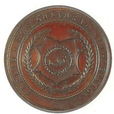 Far East Malaysia PERLIS AGRICULTURAL EXHIBITION Bronze 39mm