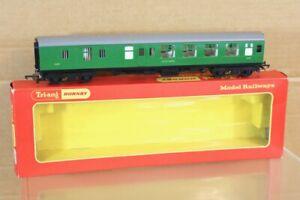 TRIANG HORNBY R623A SOUTHERN SR MK1 3rd CLASS BRAKE COACH 7351 BOXED nx