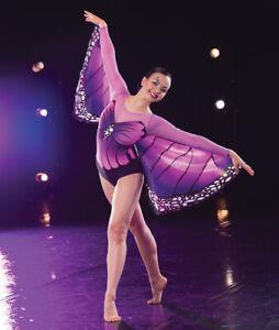 A Wish Come True S250 Metamorphosis Butterfly Dance Halloween Costume IMC