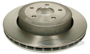 Disc Brake Rotor-Performance Plus Brake Rotor Rear Tru Star 491305