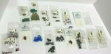 Swarovski Crystal Beads Lot 32 Packages Czech Assorted Colors and Sizes