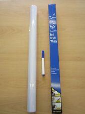 Large 2 m Long Rouleau de vinyl Magic tableau blanc effaçable à sec pour tout mur de surface