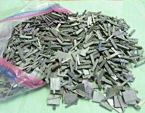 6+ lbs Scrap Lead for Sinkers or Re-Loading Bullets ~ Letterpress Printers Type