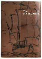 1970's Original Vintage Menu THE MAYFLOWER Restaurant Rockford Illinois