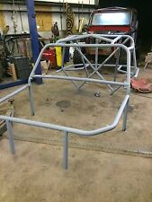 Landrover Discovery 2 Tray Back Roll Cage