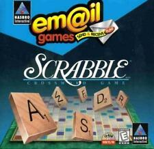 Scrabble Email Em@il PC CD play letter build words score game over email 2 SETS