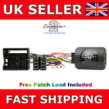 Connects2 Ctsvw002.2 VW Golf Polo 2004 Can-bus Steering Wheel Stalk Adaptor