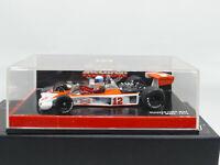Minichamps 530764312 Mcalren Ford M23 1975 Season Jochen Mass 1:43
