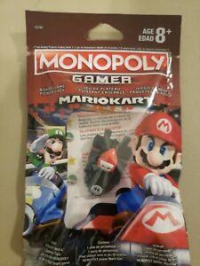 Monopoly Gamer Mario Kart Power Pack SHY GUY Token New