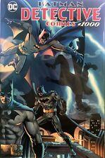 Detective Comics #1000 Dan Jurgens & Kevin Nowlan Dynamic Forces Variant w/ COA