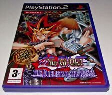 Yu Gi Oh The Duelists of the Roses PS2 PAL *No Manual*