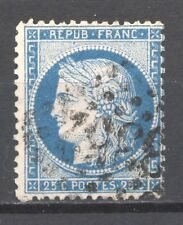 FRANCE  N° 60 GC 3352 SEDAN, ARDENNES Trait bleu sous U. TB