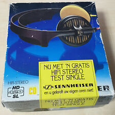 Sennheiser HD 420SL Headset Complete, Boxed with test record and manuals RARE !!
