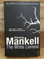 The White Lioness By Henning Mankell (2009, Paperback)