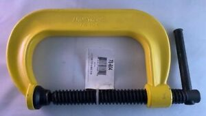 """Armstrong 78-604 4"""" Capacity Deep Throat C-Clamp Pattern High Visibility USA"""