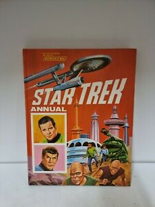 Star Trek Annual 1970 Unclipped (B6)