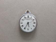 Vintage RAKETA Russian Open Face Pocket Watch 19 Jewels Cal.2609.HA