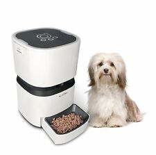 ALNPet Smart Feeder,Pet Feeder Auto Dog/Cat Feeder HD App for iPhone and Android