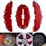 4pcs 3D style car universal disc brake caliper covers front & rear kits fu