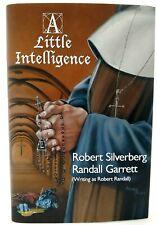 AUTHOR-SIGNED Ltd #162 1st Edition A LITTLE INTELLIGENCE Silverberg + Pamphlet