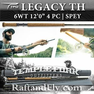 "TFO LK Legacy TH Spey 6wt 12'0"" | Lifetime Warranty - FREE SHIPPING U.S."