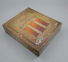 Age Of Empires III 3 Collector's Edition PC 2005 Erstauflage in Bigbox Komplett