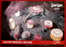 CAPTAIN SCARLET 50 YEARS - Card #13 - MYSTERON BASE - Unstoppable Cards 2017