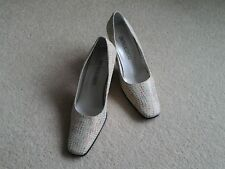 Ladies shoes size 6.5 new, Elegant, From Southport, Multi Colour, heels.