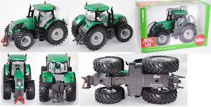 Siku Farmer 3281 00401 SSC Valtra S353 grünmetallic, Sondermodell, 1:32