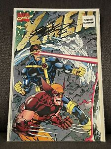X-Men #1 Special Collectors Edition Signed by Chris Claremont with COA