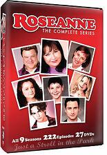 Roseanne Barr: Complete TV Series Seasons 1 2 3 4 5 6 7 8 9 DVD Boxed Set
