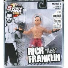 Rich Ace Franklin UFC action figure NIB MMA NIP Round 5 Ultimate Fighting