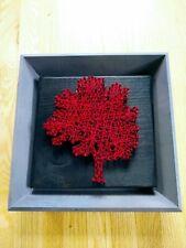 Handmade String Tree Art Decor