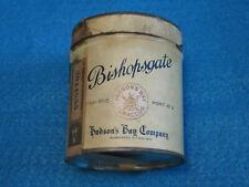 Bishopsgate Tobacco Can Hudsons Bay Company