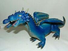 Maidenhead Blue Dragon Two Heads Soft Rubber