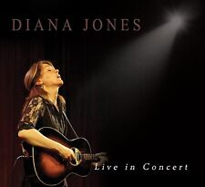 DIANA JONES - LIVE IN CONCERT  CD NEU
