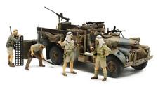 Tamiya British LRDG Command Car North Africa (w/7 Figures)