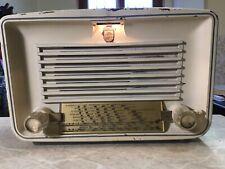 radio epoca a valvole Phillips BI 210 A