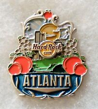 HARD ROCK CAFE ATLANTA 3D CORE ICON SERIES PIN # 95177