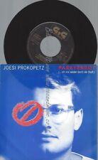 """7""""   Joesi Prokopetz – Parkverbot"""